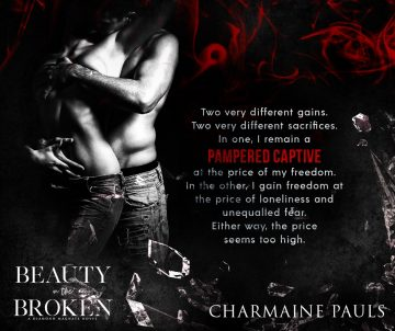 Beauty in the Broken is live!