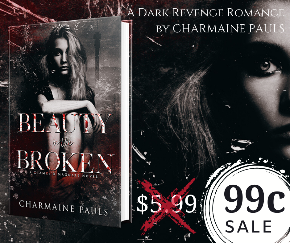 Beauty in the Broken on sale