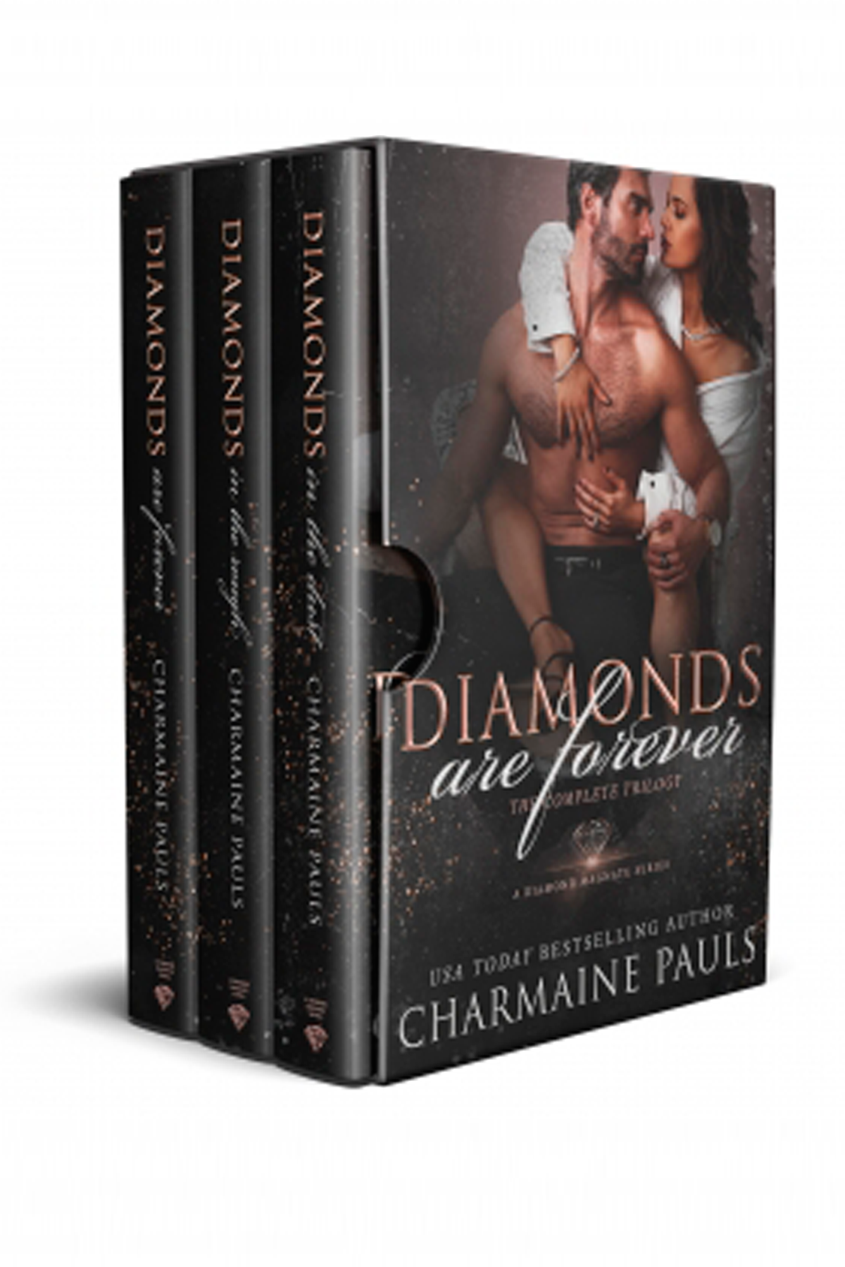 Diamonds are Forever Box Set